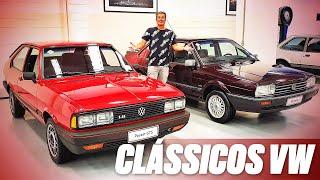 Museu secreto da VW - Os carros guardados desde 0 km! - CLÁSSICOS DA RODA #1