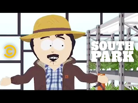 Randy Becomes a Weed Farmer - South Park