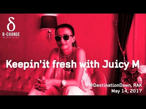 DJ Juicy M Interview 2017