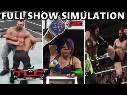WWE 2K19 SIMULATION: