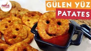 Gülen Yüz Patates Kızartması - Kızartma Tarifleri - Nefis Yemek Tarifleri