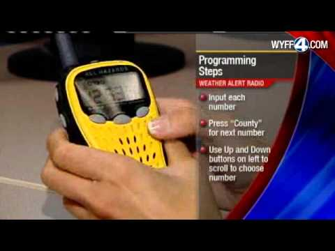 Life-Saving Weather Radios Available Again