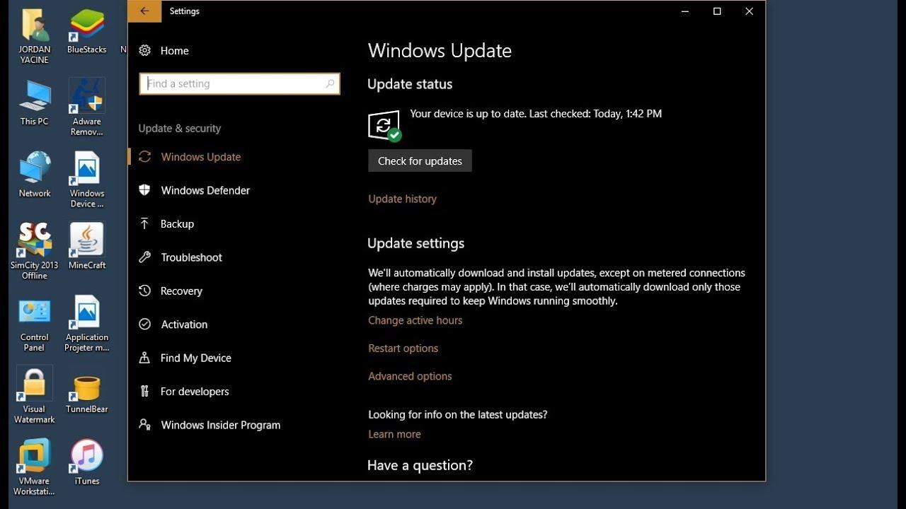 Hide updates in windows 10 (Easy Way) - YouTube