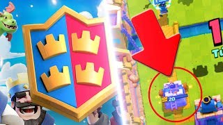 BATTLE OF THE CLANS!! | NEW MODE 2V2 - GAMEPLAY CLAN BATTLE CLASH ROYALE
