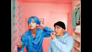 REACTING TO THE (BEAUTIFUL) BTS CONCEPT PHOTOS [MAP OF THE SOUL]