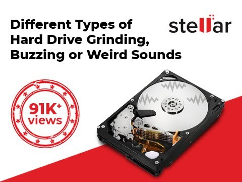 normal hard drive sounds