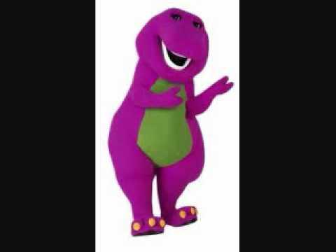 Barney-Mr.Sun with Lyrics