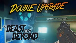 THE BEAST FROM BEYOND - DOUBLE PACK A PUNCH TUTORIAL (Infinite Warfare Zombies)
