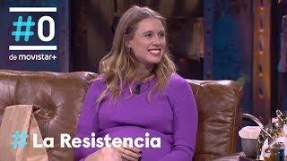 LA RESISTENCIA - Entrevista a Manuela Vellés | #LaResistencia 19.06.2019