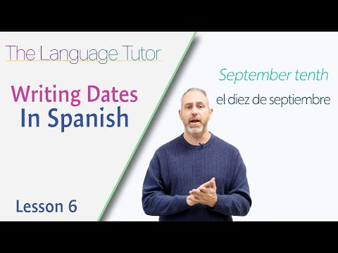 how-to-write-dates-in-spanish-|-the-language-tutor-*lesson-6*