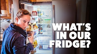 Tuesday Talk: What We Eat & Cook While Full-Time RVing