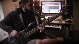 Brandon Michael | Allegaeon - Proponent For Sentience I (Bass Cover)
