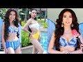 ပိုလန္ကို Miss Supranational သြားၿပိဳင္မယ့္ အိမ့္မမ်က္ျခယ္ Eaint Myat Chal  ,Pann Pwint