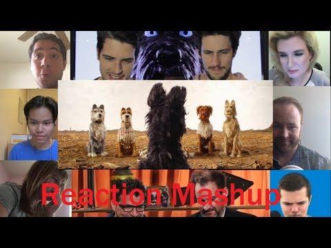Isle of Dogs Trailer REACTION MASHUP