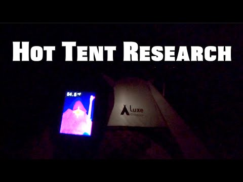 Hot Tent Research (with Winnerwell Woodlander Stove And Luxe Megahorn Tipi)
