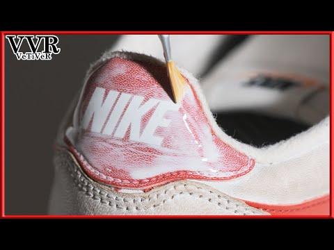 [ASMR] 'Clean & Restore' 'NIKE' VTG Cortez Classic OG Sneakers -4k