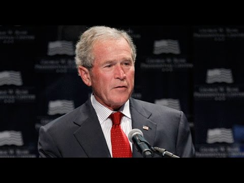 The Time George Bush Accidentally Told The Truth