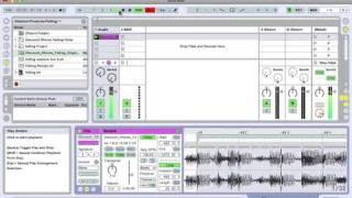Ableton Tutorial - Tech Tip 10 - Transient Gating In Ableton Live 8