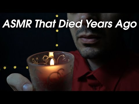 ASMR That Died Years Ago (Traditional Triggers)