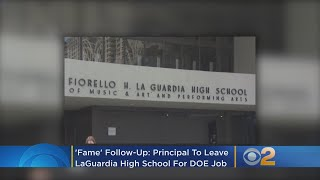 'Fame' Follow-Up: Principal Lisa Mars To Leave LaGuardia High School For DOE Job