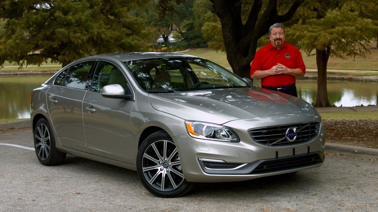 Test Drive 2016 Volvo S60 T5 Inscription Review