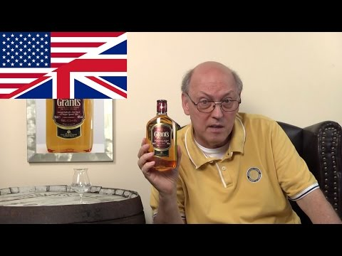 Whisky Review/Tasting: Grant's The Family Reserve