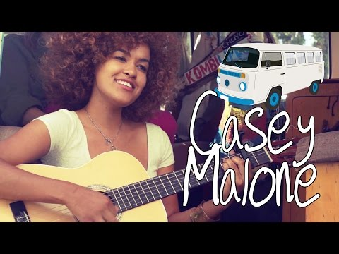 Kombi Session: Casey Malone Music Live in a VW BUS