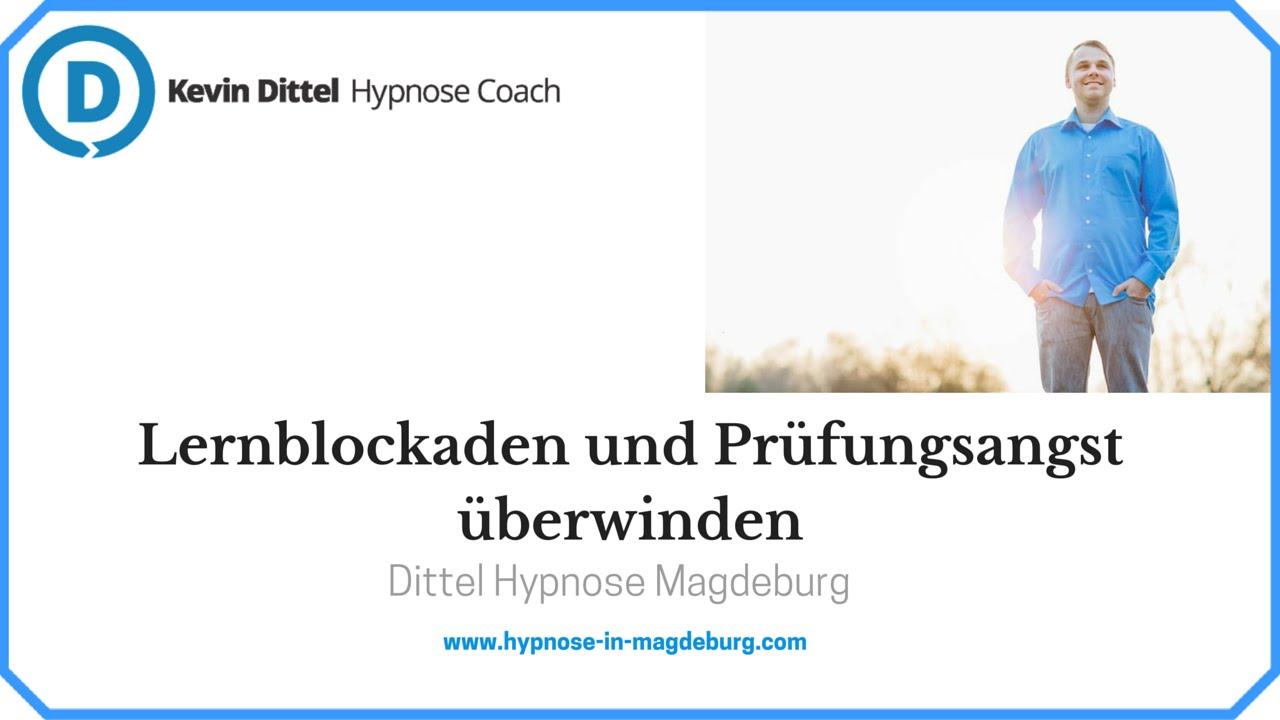 prüfungsangst und lernschwäche mit hypnose überwinden - dittel