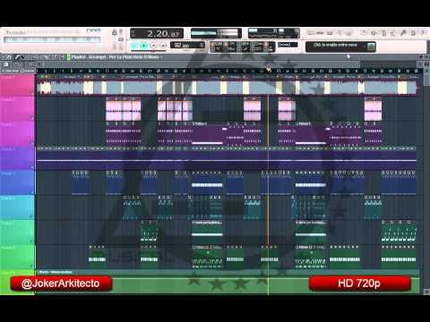 Arcangel - Por la plata baila el mono (Prod By Joker El Arkitecto) Remake