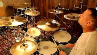 """""""Cult Of Personality"""" In Living Colour Drum Cover"""
