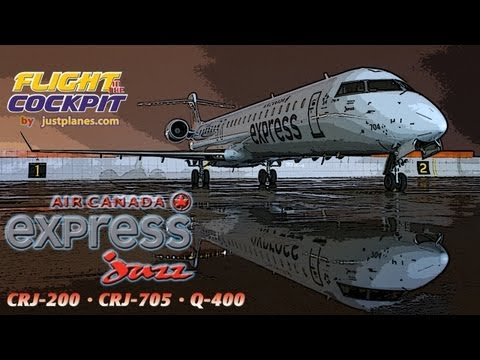 AIR CANADA EXPRESS by JAZZ (East Coast)