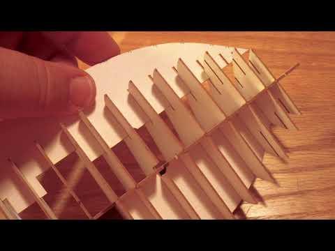 HMS Alert - Building The Shipyard Paper Model Kit
