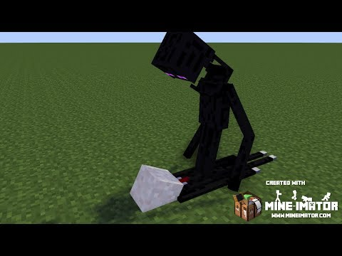 Slenderman Vs Enderman