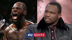 Dillian Whyte SLAMS Deontay Wilder for being a 'coward' 👊| With Richard Riakporhe