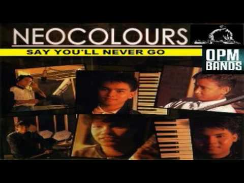 say youll never go neocolours