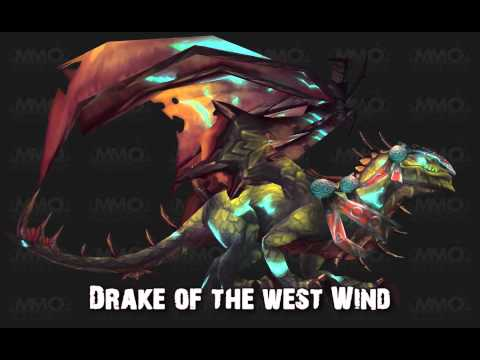 Drakes Of The Wind