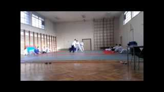 Koczambers vs Nędza Judo