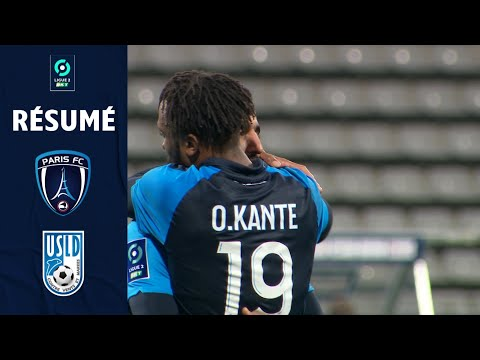 Paris FC Dunkerque Goals And Highlights
