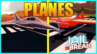 *NEU* Ebenen Update   JetFighter und Stunt Flugzeug   Roblox Jailbreak