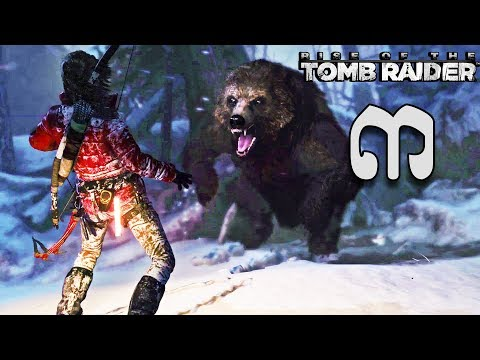 ឧបសគ្គដ៏ធំនៅតំបន់Siberia|Rise of the Tomb Raider Adventure Ep03 Khmer|VPROGAME