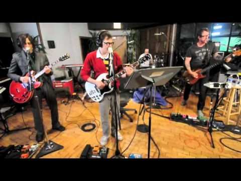 RARE-WEEZER - getchoo live in the studio for fan club...