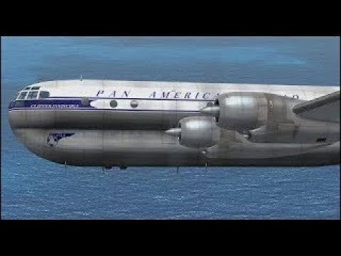 [Thingkung Machine] Boeing 377 Pan Am Stratocruiser Documentary