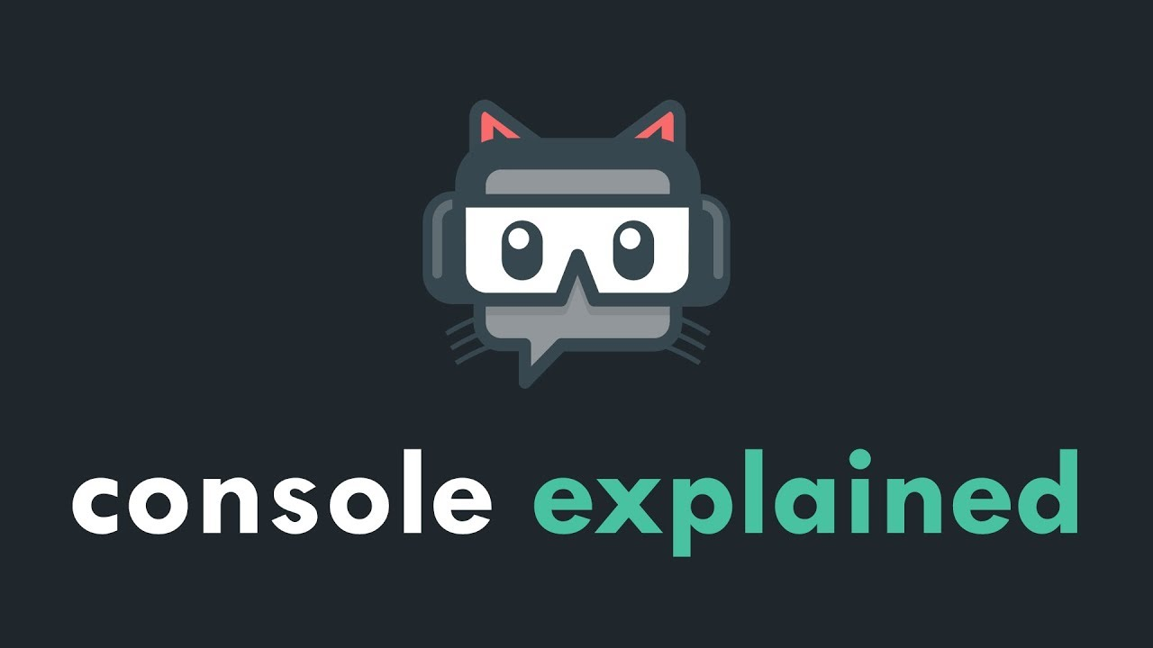 [Streamlabs Chatbot] Console Explained