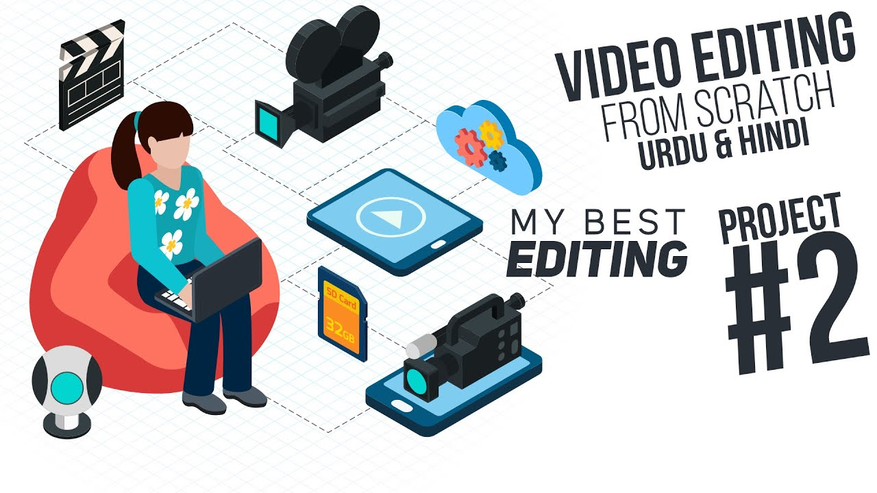 How to Do Video Editing from Start | Urdu & Hindi | My Best Editing