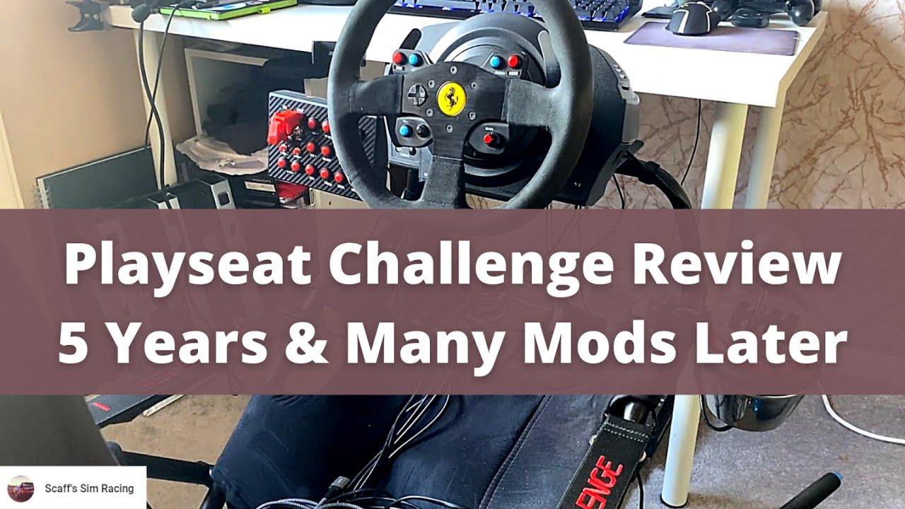 PLAYSTATION VR + DRIVECLUB VR + PLAYSEAT CHALLENGE | ABTGECHECKT #2
