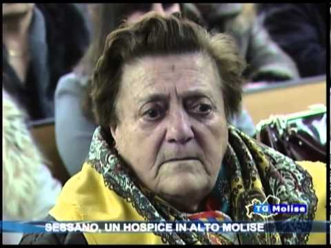 Sessano, un Hospice in alto Molise
