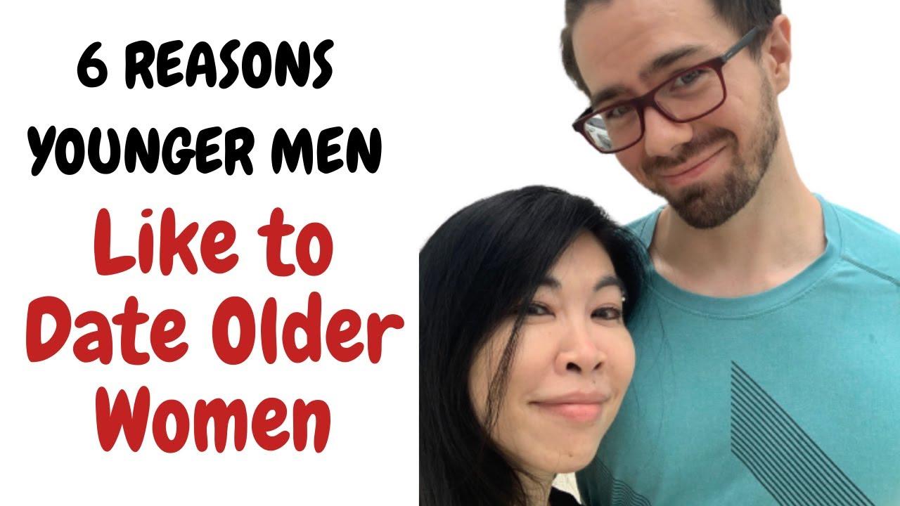 Should older women date younger men