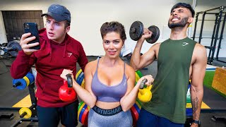 Types of People at the Gym (PART 3)
