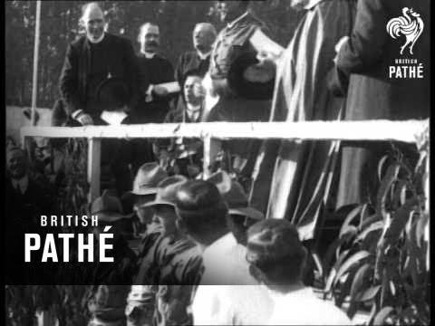 An Empire Tragedy Aka Death Of General Botha (1919)