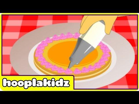 Mix A Pancake Nursery Rhyme